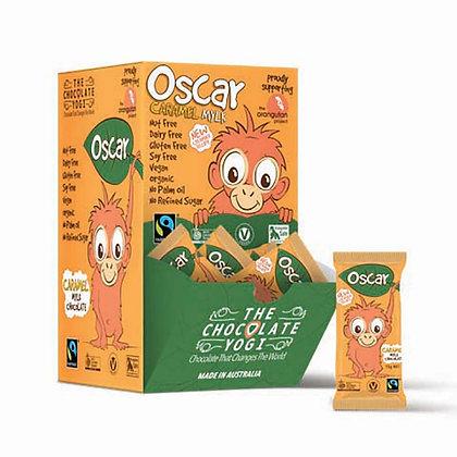 OSCAR CARAMEL MYLK CHOCOLATE 15G