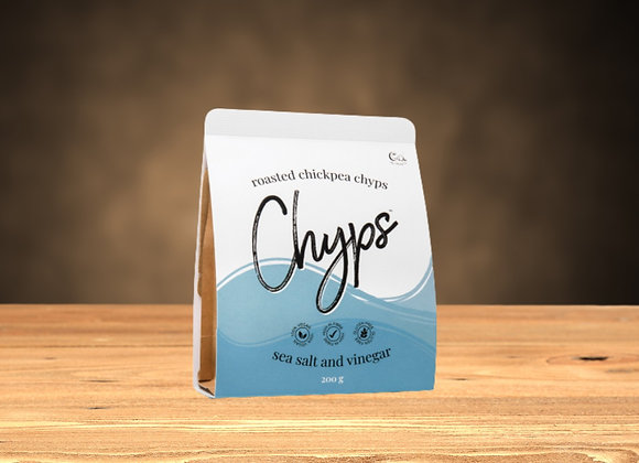 ROASTED CHICKPEA CHYPS 200G