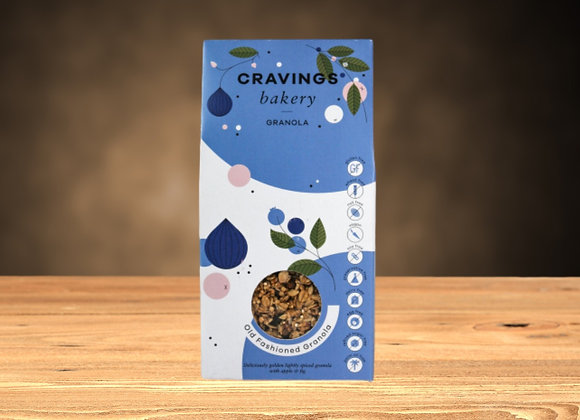 OLD FASHIONED GRANOLA 320G