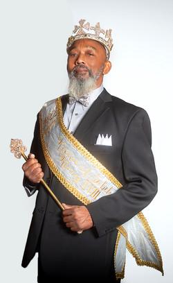 King XVIII Douglas Sanders