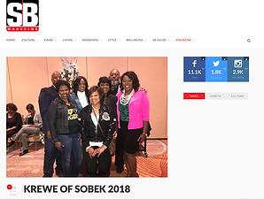 Thumbnail of SB article on Krewe of Sobek