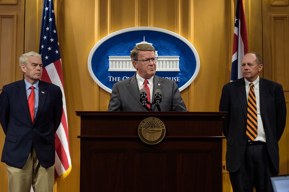 Senator Wilson press conference