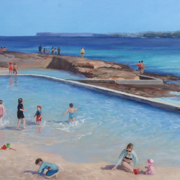 North Bondi Pool