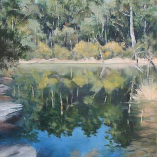 Lagoon Reflections