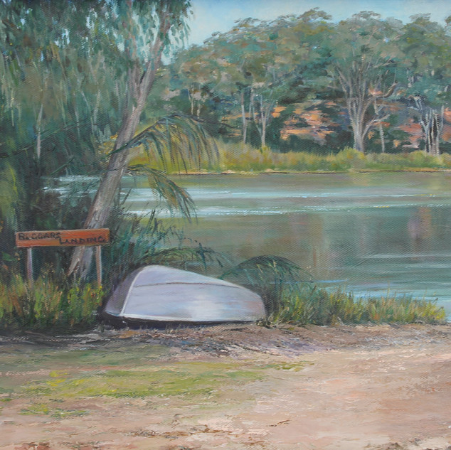 On the Banks of the Murray