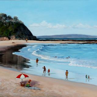 Berrara Beach Holiday.