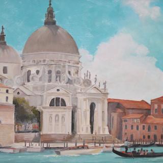Across the Grand Canal Venice