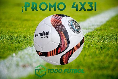 PROMO 4X3 - SAMBA THUNDER N°5