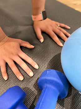 Physiotherapy muscle movement