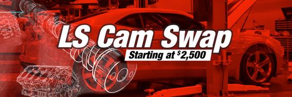 LS Cam Swap Special