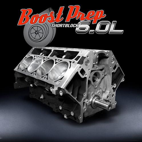 BoostPrep 6.0L Shortblock