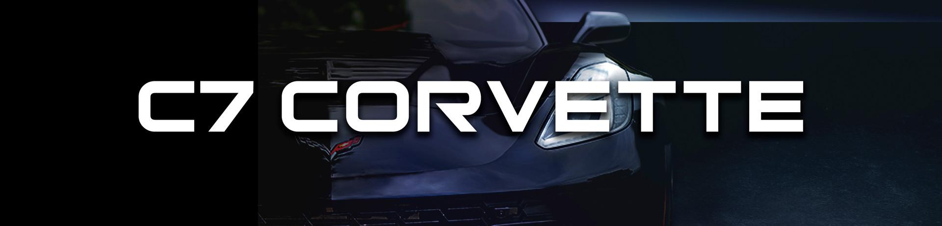 C7 Corvette Packages