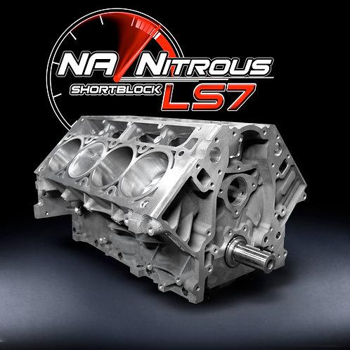 NA/Nitrous LS7 Shortblock