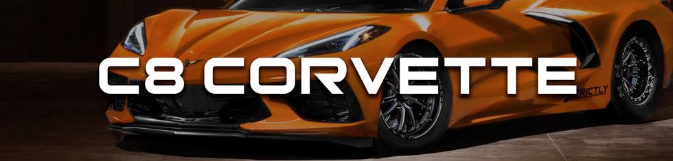 C8 Corvette Packages