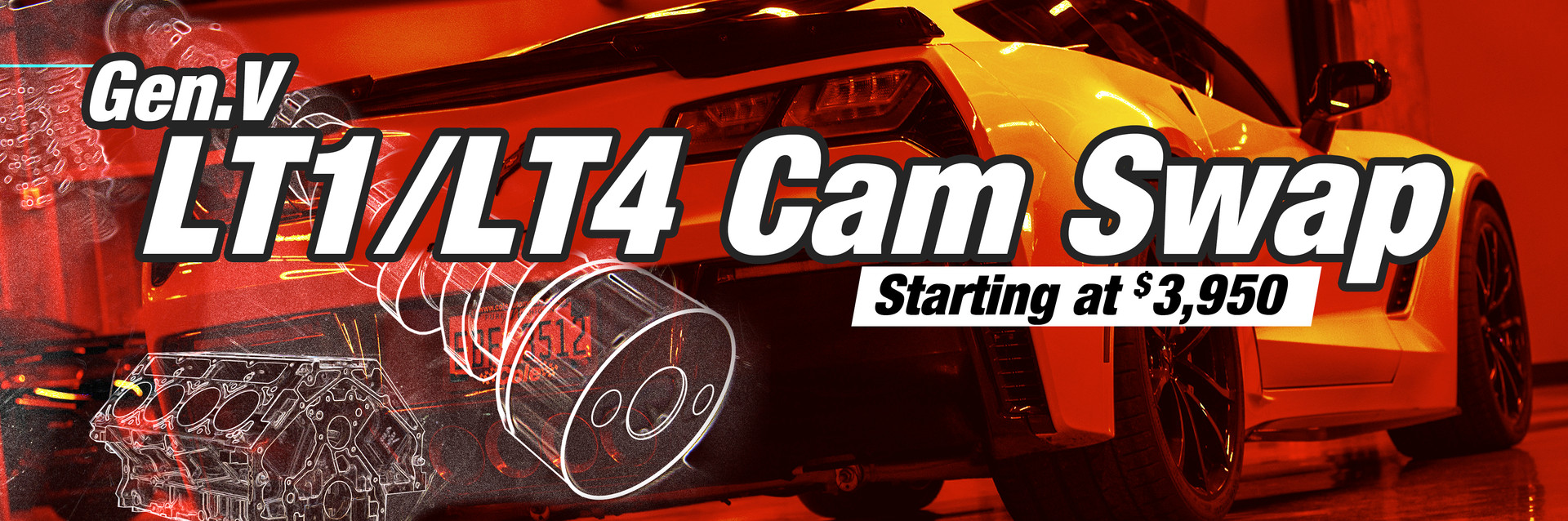 LT Cam Swap Special