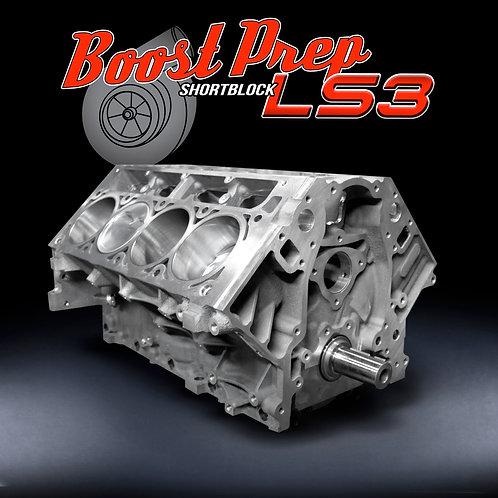 BoostPrep LS3/LSA Shortblock