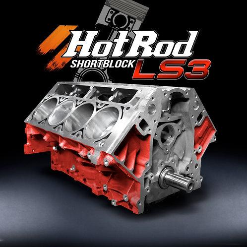 HotRod LS3 Shortblock