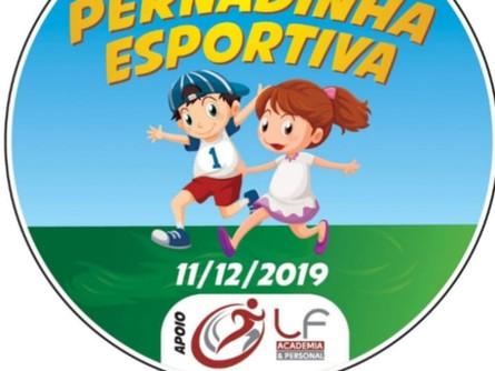 Alunos do CMEF Álvaro Rodrigues Leitão participam da 1ª Pernadinha Esportiva