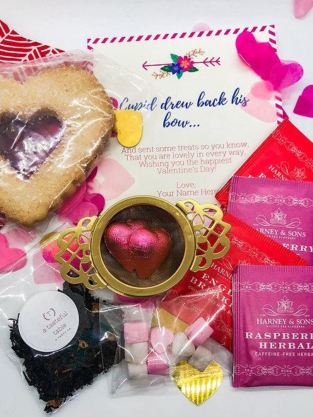 Valentine's Day Tea Boxes