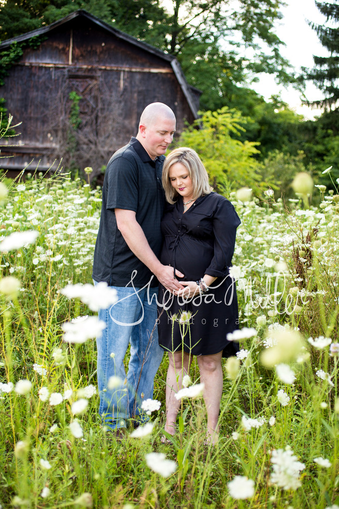 Melissa and Jay Stokes {Maternity Session}