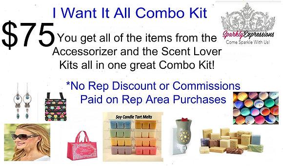I Want It All Combo Kit