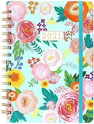 2021 Planner - Floral Garden Design