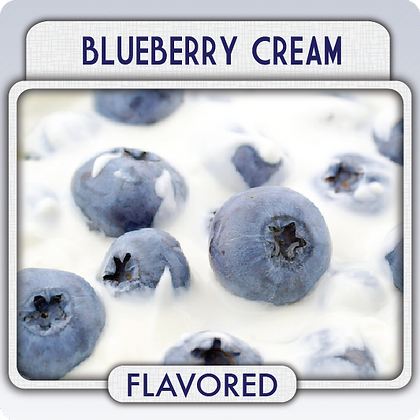 Blueberry Cream Flavored Coffee- 1 lb. size