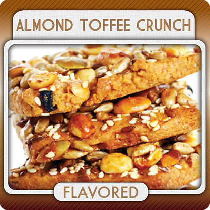 Almond Toffee Crunch Coffee - 1 lb. size