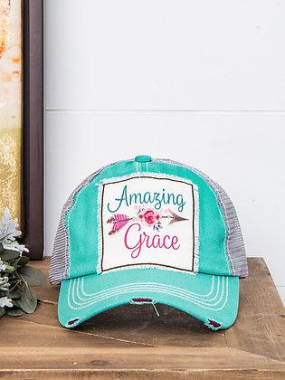 Amazing Grace - Turquoise