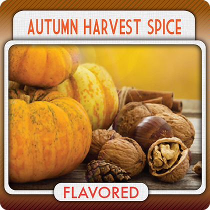 Autumn Harvest Spice Flavored Coffee- 1/2 lb. size