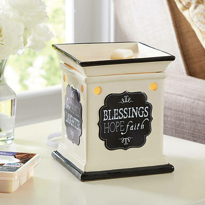 Inspirations Tabletop Wax Warmer