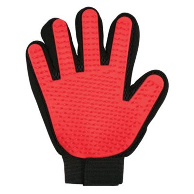 Bless My Paws Grooming Glove - RED