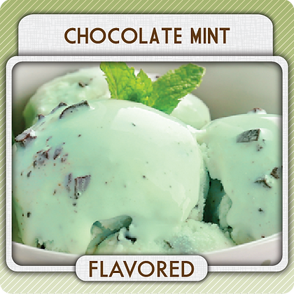 Chocolate Mint  Flavored Coffee- 1/2 lb. size