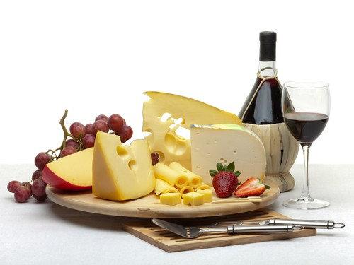 Bleu Cheese & Bacon White Wine Spread