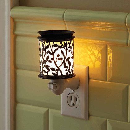 Botanical Glow Plug In Wax Warmer