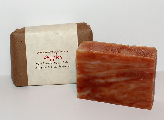 Autumn Apples Bar Soap