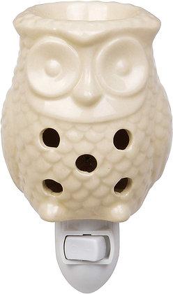 Owl Pluggable Tart Warmer