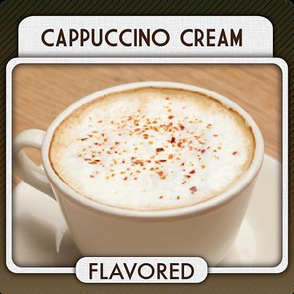 Cappuccino CreamFlavored Coffee- 1/2 lb. size