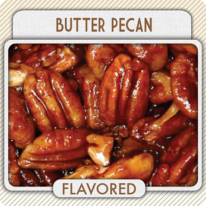 Butter Pecan Flavored Coffee- 1 lb. size