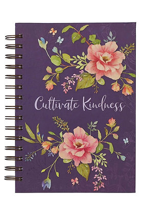 CULTIVATE KINDNESS LARGE WIREBOUND JOURNAL