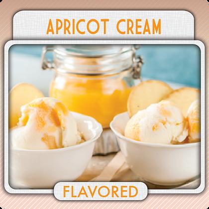 Apricot Cream Flavored Coffee- 1/2 lb. size
