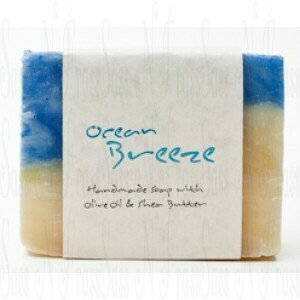 Ocean Breeze Soap Bar
