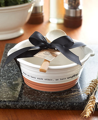 Appetizer Bowl Gift Set - Gather