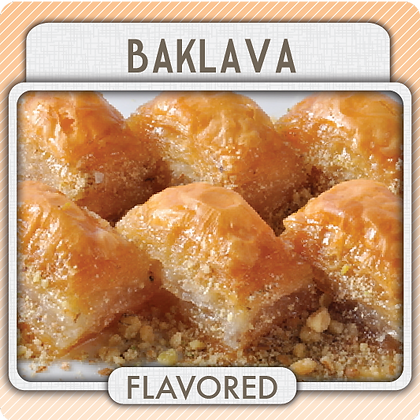 Baklava Flavored Coffee-1 lb. size