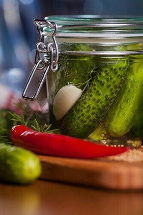 Hot & Spicy Pickle Mix