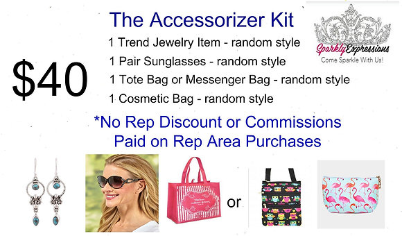 The Accessorizer Kit