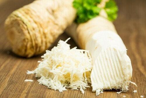 Heavenly Horseradish