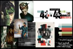 Branding 40-45 musical