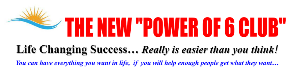 WEB-HEADER-PIC-POWER OF 6-Life Changing