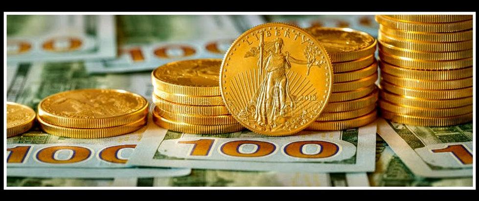 gouden-die-muntstukken-op-nieuw-ontwerp-